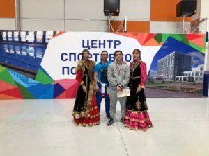 Репкин Евгений и Меджидов Мурад Джамалович (Тренер-преподаватель)